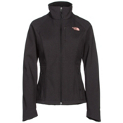 The North Face Apex Bionic 2 Womens Soft Shell Jacket, TNF Black Heather, medium