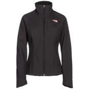 The North Face Apex Bionic 2 Womens Soft Shell Jacket, TNF Black Heather, medium
