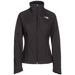 The North Face Apex Bionic 2 Womens Soft Shell Jacket, TNF Black Heather, 256