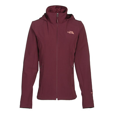The North Face Shelbe Raschel Hoodie Womens Soft Shell Jacket, , viewer