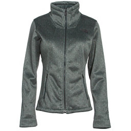 The North Face Apex Chromium Thermal Womens Soft Shell Jacket, Balsam Green-Darkest Spruce He, 256
