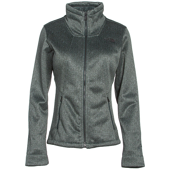 The North Face Apex Chromium Thermal Womens Soft Shell Jacket, Balsam Green-Darkest Spruce He, 600