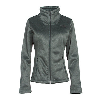 The North Face Apex Chromium Thermal Womens Soft Shell Jacket, Balsam Green-Darkest Spruce He, viewer