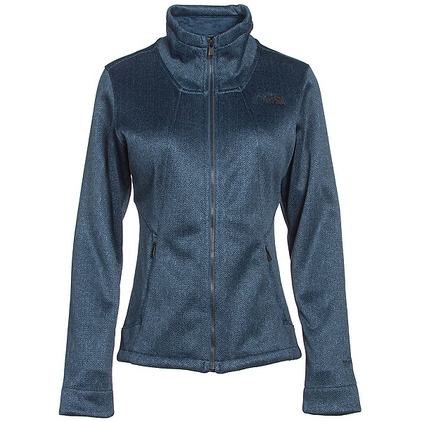 The North Face Apex Chromium Thermal Womens Soft Shell Jacket, Shady Blue-Dark Shady Blue Her, 600