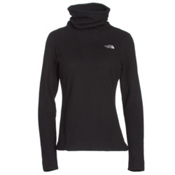 The North Face Novelty Glacier Pullover Womens Mid Layer, TNF Black, medium