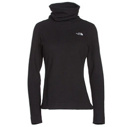 The North Face Novelty Glacier Pullover Womens Mid Layer, TNF Black, 256