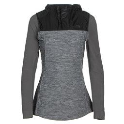 The North Face Pseudio Tunic Womens Vest, TNF Dark Grey Heather-TNF Blac, 256