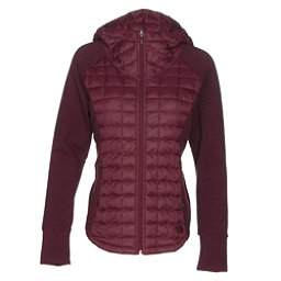 The North Face Endeavor ThermoBall Womens Jacket, Deep Garnet Red-Deep Garnet Re, 256