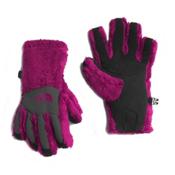 The North Face Denali Thermal Etip Girls Gloves, Roxbury Pink, medium