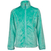 The North Face Osolita Girls Jacket, Ice Green, medium