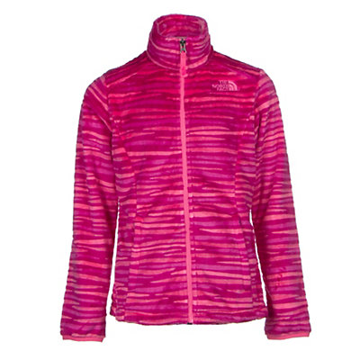 The North Face Osolita Girls Jacket, Graphite Grey, viewer