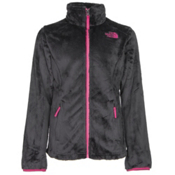 The North Face Osolita Girls Jacket, Graphite Grey, medium