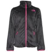 The North Face Osolita Girls Jacket, Graphite Grey, medium