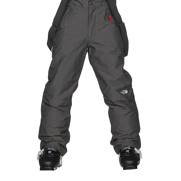 The North Face Snowquest Suspender Kids Ski Pants (Previous Season), , 600