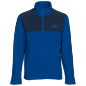 The North Face Glacier 1/4 Zip Boys Midlayer, Honor Blue, medium