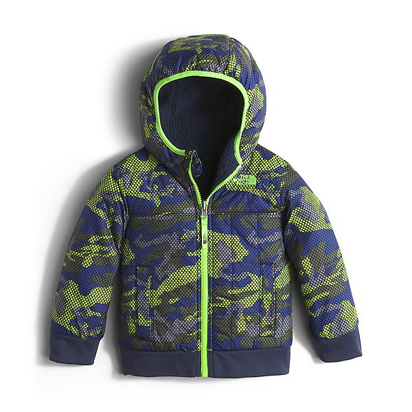 The North Face Reversible Yukon Hoodie Toddler Jacket (Previous Season), , 600
