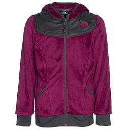 The North Face Oso Hoodie Girls Midlayer, Roxbury Pink, 256