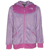 The North Face Oso Hoodie Girls Midlayer, Lupine, medium
