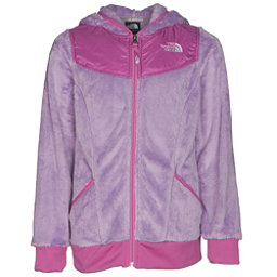 The North Face Oso Hoodie Girls Midlayer, Lupine, 256