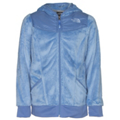 The North Face Oso Hoodie Girls Midlayer, Grapemist Blue, medium