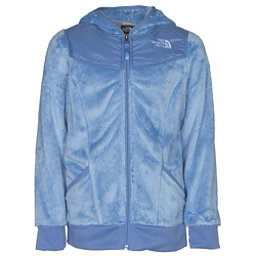 The North Face Oso Hoodie Girls Midlayer (Previous Season), Grapemist Blue, 256