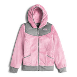 The North Face Oso Hoodie Girls Midlayer (Previous Season), Coy Pink, 256