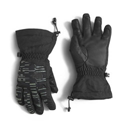 The North Face Youth Revelstoke Etip Kids Gloves, TNF Black, 256