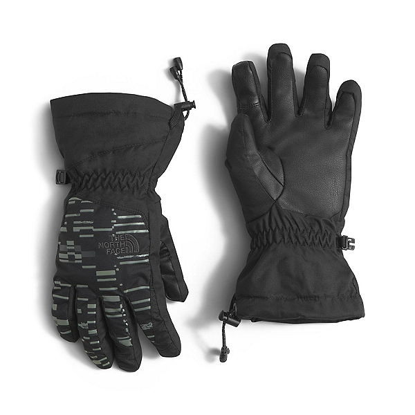 The North Face Youth Revelstoke Etip Kids Gloves (Previous Season), TNF Black, 600