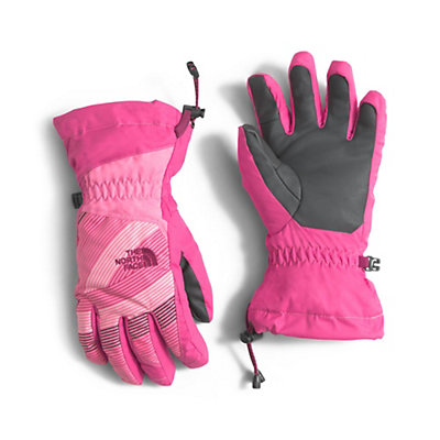 The North Face Youth Revelstoke Etip Kids Gloves, TNF Black, viewer