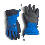 The North Face Youth Revelstoke Etip Kids Gloves, Jake Blue-Cosmic Blue, medium