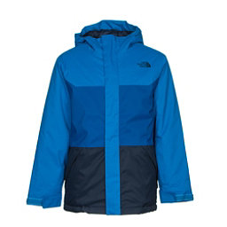 The North Face Brayden Insulated Boys Ski Jacket, Jake Blue, 256