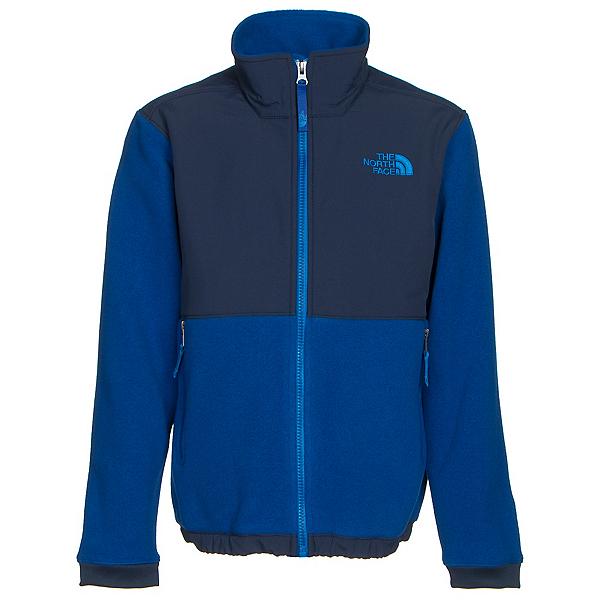 The North Face Denali Boys Jacket (Previous Season), Honor Blue, 600