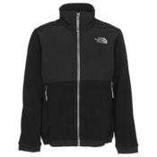 The North Face Denali Boys Jacket, TNF Black, medium