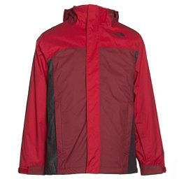The North Face Boundary Triclimate Boys Ski Jacket (Previous Season), TNF Red, 256