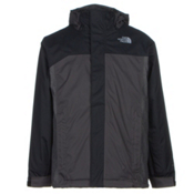 The North Face Boundary Triclimate Boys Ski Jacket, TNF Black, medium