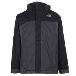The North Face Boundary Triclimate Boys Ski Jacket, TNF Black, 256