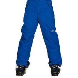 The North Face Freedom Insulated Kids Ski Pants, Jake Blue, 256