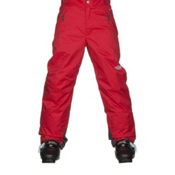 The North Face Freedom Insulated Kids Ski Pants, TNF Red, medium