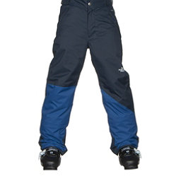 The North Face Freedom Insulated Kids Ski Pants, Cosmic Blue, 256