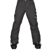 The North Face Freedom Insulated Girls Ski Pants, Graphite Grey, medium