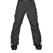 The North Face Freedom Insulated Girls Ski Pants, Graphite Grey, medium