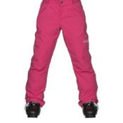 The North Face Freedom Insulated Girls Ski Pants, Cabaret Pink, medium