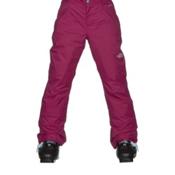 The North Face Freedom Insulated Girls Ski Pants, Roxbury Pink, medium