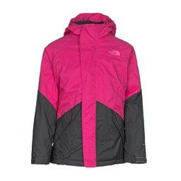 The North Face Kira Triclimate Girls Ski Jacket, Cabaret Pink, 256