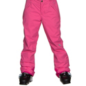 The North Face Mossbud Freedom Girls Ski Pants, Cha Cha Pink, medium