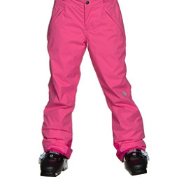 The North Face Mossbud Freedom Girls Ski Pants, Cha Cha Pink, 256