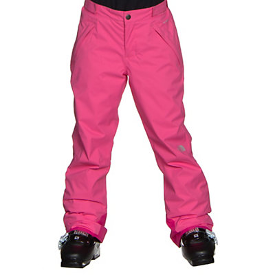 The North Face Mossbud Freedom Girls Ski Pants, Cha Cha Pink, viewer