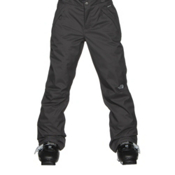 The North Face Mossbud Freedom Girls Ski Pants, Graphite Grey, medium