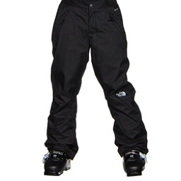 The North Face Mossbud Freedom Girls Ski Pants, TNF Black, 256