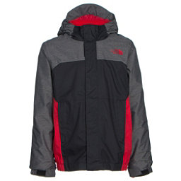 The North Face Vortex Triclimate Toddler Ski Jacket, TNF Black, 256